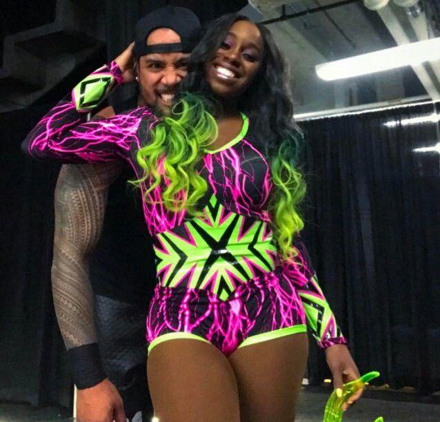 Naomi & Jon