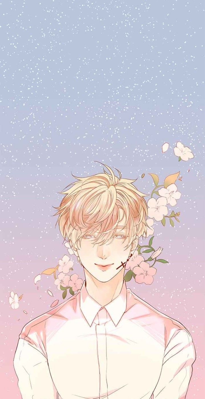 Wallpaper Lockscreen Webtoon Flawless Elios Ilustrasi Seni Webtoon