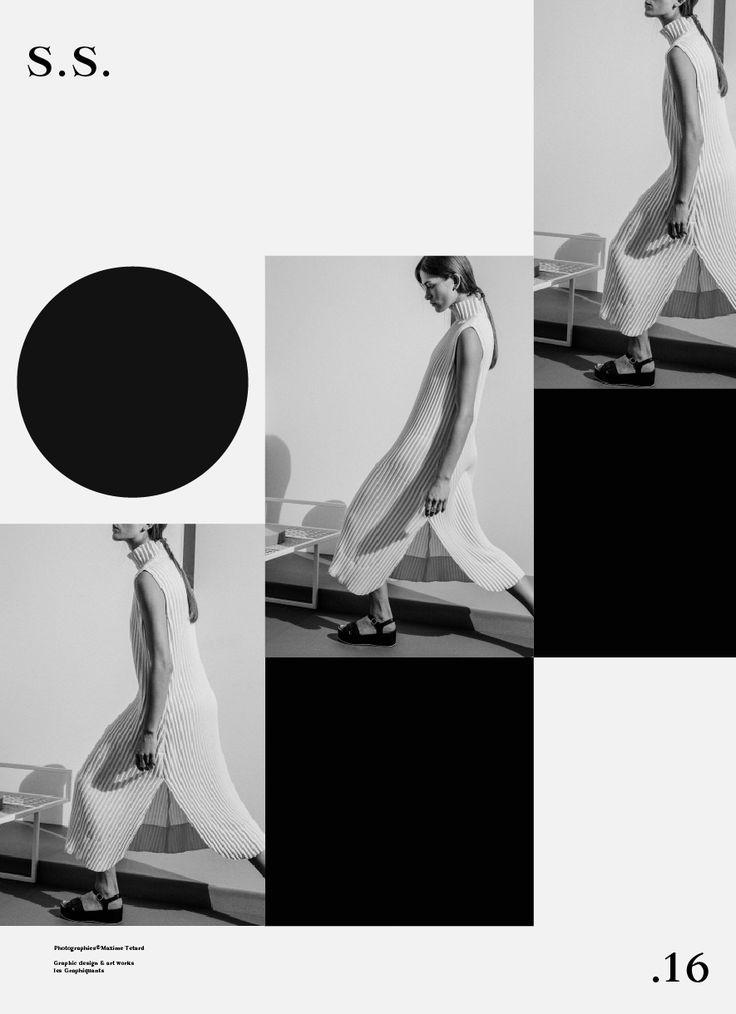 "maximetetard: "" Stephane Kélian SS-16 / AD les Graphiquants / Photography…"