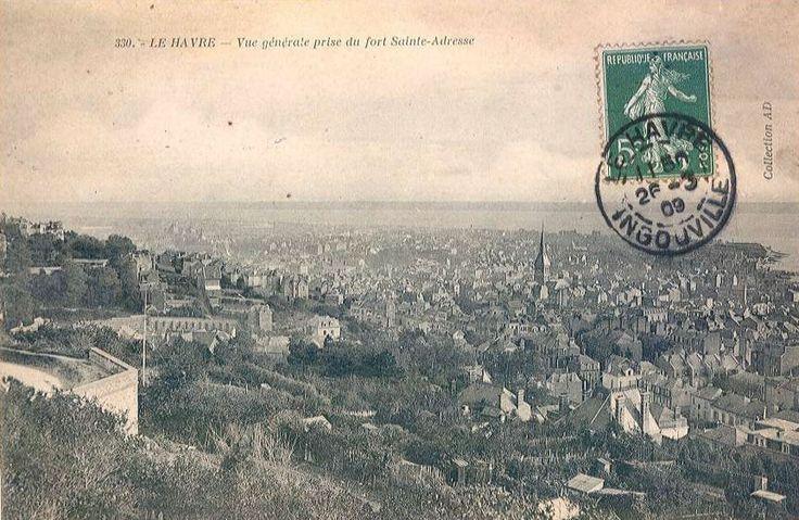 Sainte Adresse Carte Postale (With images) | Postcard, Photo