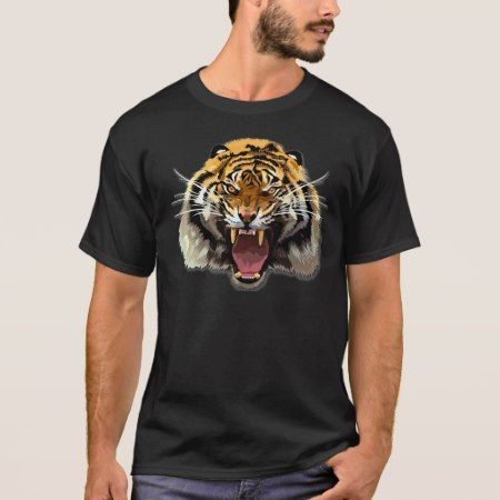 Tiger Roar T-Shirt - click to get yours right now!