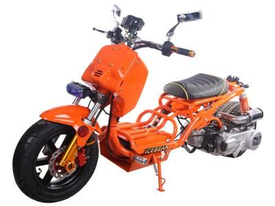 """SCO110 150cc Scooter Free fully assembled available!Ruckus Clone 150cc scooter. Automatic Transmission, Front Disc/Rear Drum Brakes, 12"""" Wheels $2049.00"""