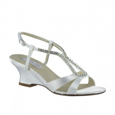 Touch Ups Bernie 4018 Dyeable Wedding Shoes