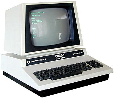 Old computer that we had a long time ago. Pretty crazy how far things have gotten.