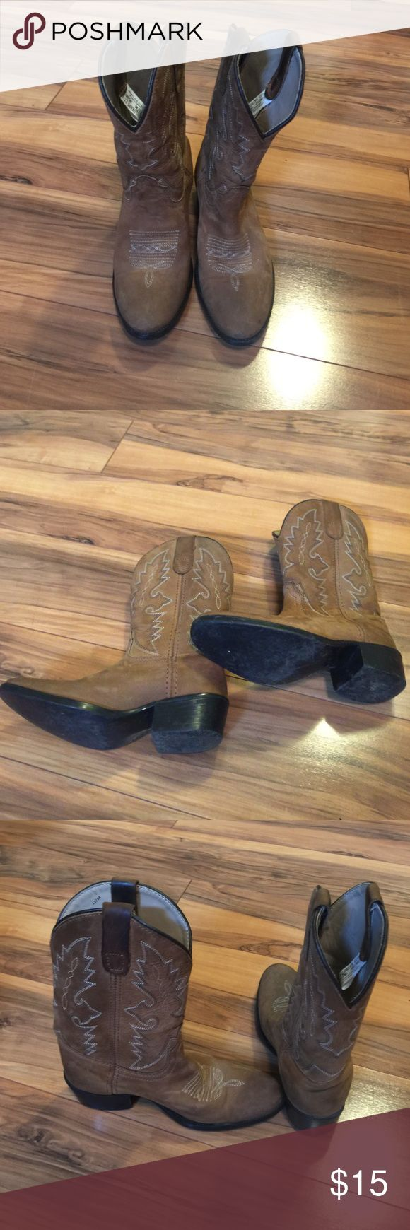 Kids cowboy boots Great condition worn a few times. Cutest little cowboy boots by the Danpost Boot Company! Danpost Boot Company Shoes Boots