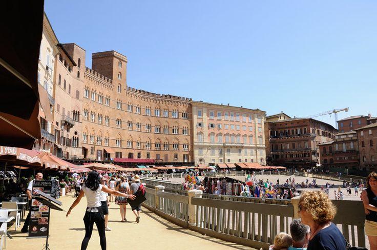 Siena, Toscana. Foto de Olivia Sampedro