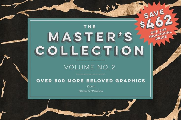 Master's Collection: Volume No. 2 - Patterns