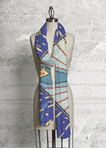 Modal Scarf - Metalic Collection by VIDA VIDA