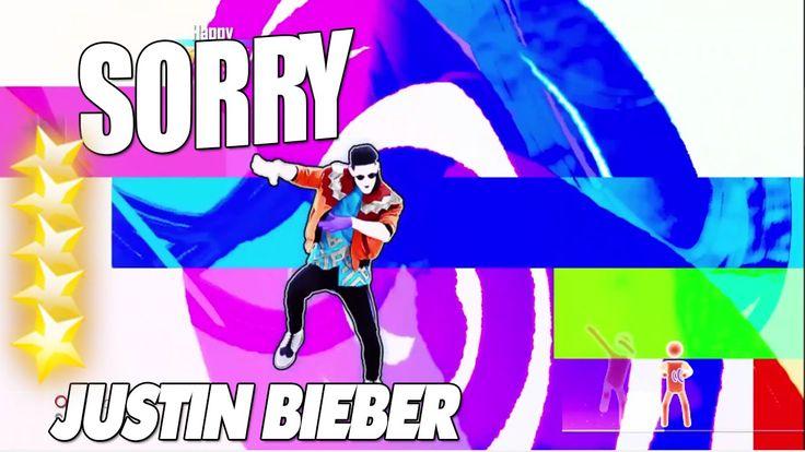 Sorry - Justin Bieber [Just Dance 2017] - 5 Stars | Ubisoft Just Dance 2...