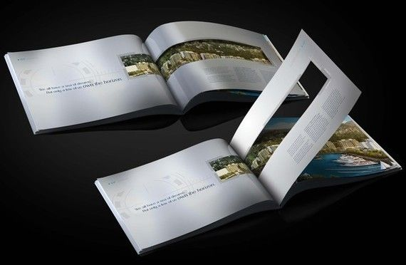 Showcase of Creative and Effective Booklet and Brochure Designs For Your Inspiration via 1stwebdesigner.com