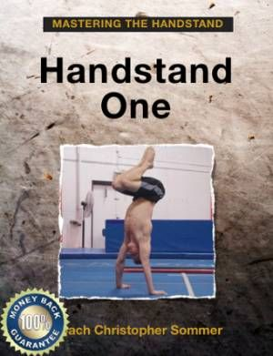 Christopher Sommer's amazing new courses, Foundation One and Handstand One, break down complicated gymnastics techniques for the beginner. They also incorporate much needed mobility drills.