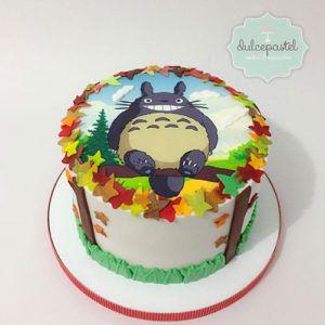 Torta de Mi Vecino Totoro en Medellín por Dulcepastel.com🎋🍃🌲 #となりのトトロ #myneighbor #myneighbortotoro #totoro #tonarinototoro #myneighbortotorocake #mivecino #mivecionototoro #tortasmedellin #tortaspersonalizadas #tortastematicas #cupcakesmedellin #tortasartisticas #tortasporencargo #tortasenvigado #reposteriamedellin