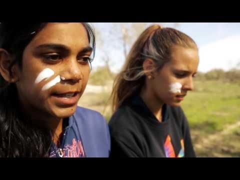B Town Warriors 'People of the Red Sunset' (LOGOS) - YouTube