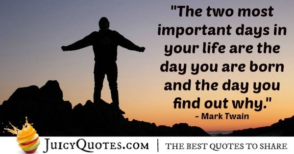 Quote About Inspiration - Mark Twain1