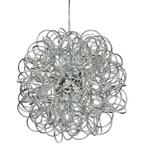 Found it at Wayfair.co.uk - Stella 6 Light Globe Pendant