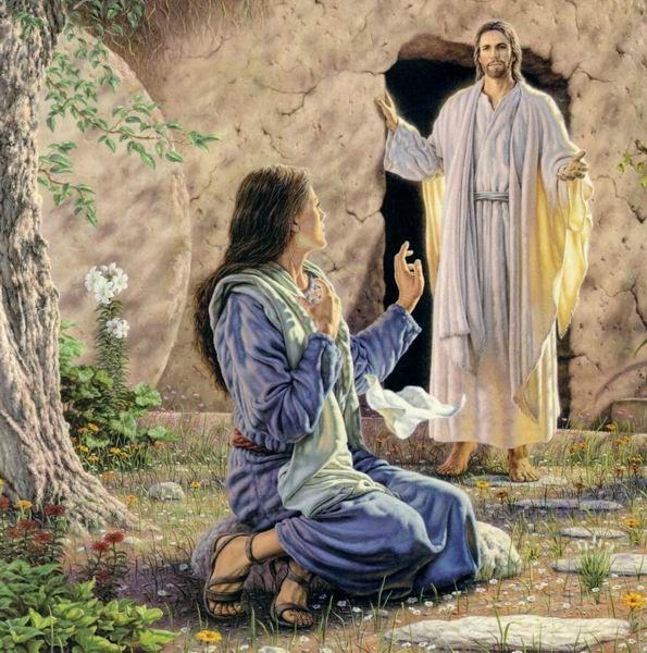 imagenes de cristo resucitado | March 28, 2013 Comentario del Evangelio del Domingo SemCamino