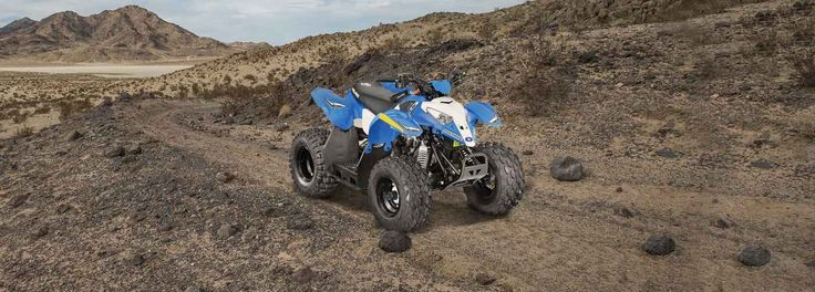 New 2015 Polaris Outlaw® 50 ATVs For Sale in California. Call Mountain Motorsports today at 909-988-8988. Mountain Motorsports has been the place for motorcycle enthusiasts since 1970. We were started and are owned by enthusiasts. We are franchised dealers for Honda, Polaris, Suzuki and Husqvarna. Mountain Motorsports has one of the largest selections of affordable used motorcycles in California. Whether you have good credit or credit challenges we can help you. We take trades and we also…
