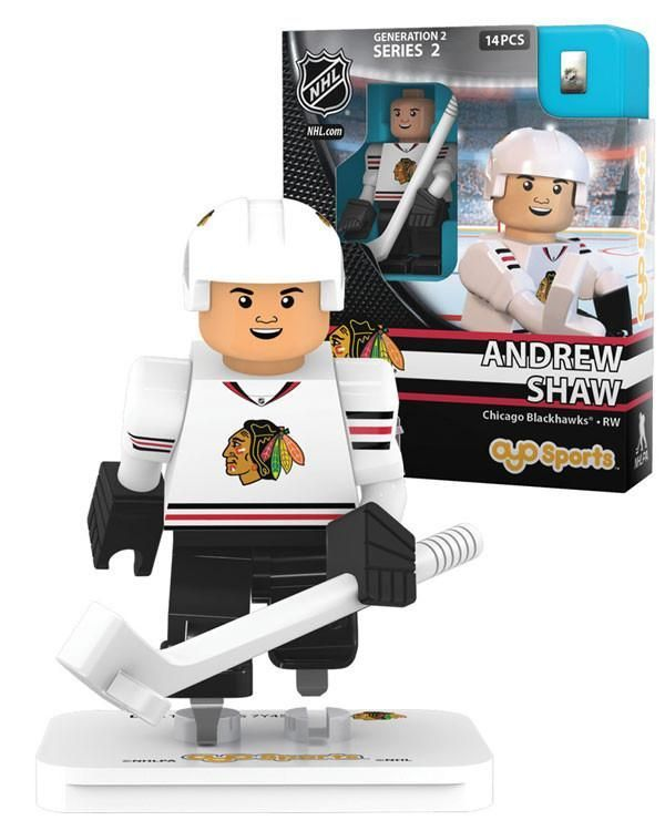 Chicago Blackhawks ANDREW SHAW Limited Edition OYO Minifigure