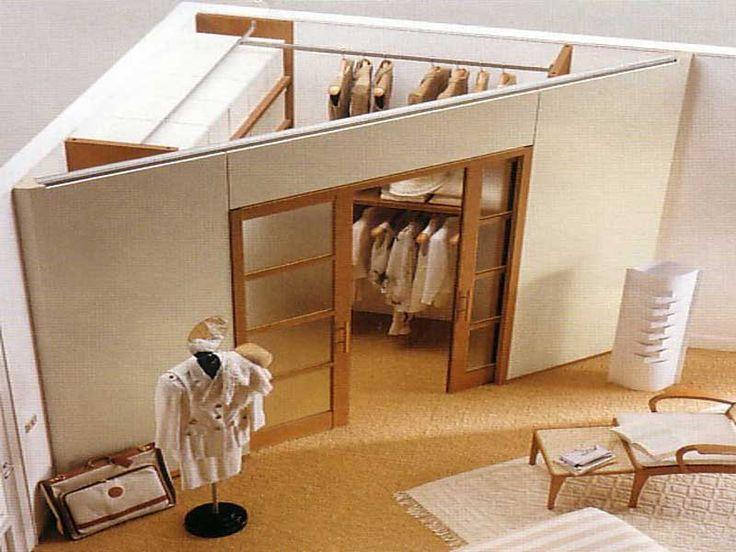20 Small dressing room ideas
