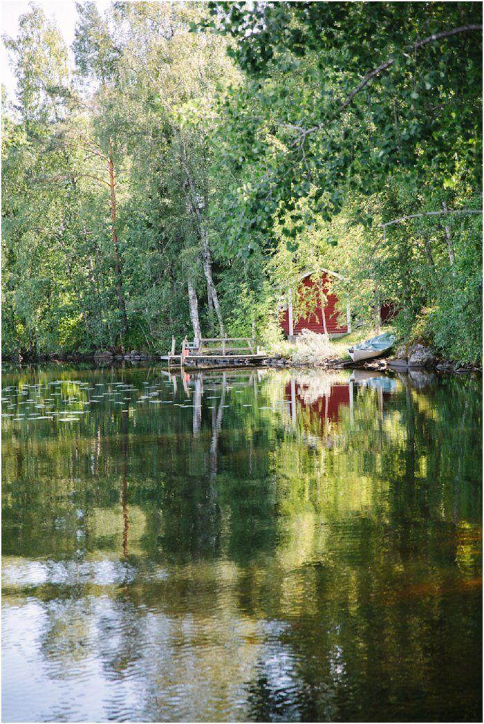 summer in Finland, via asunto e