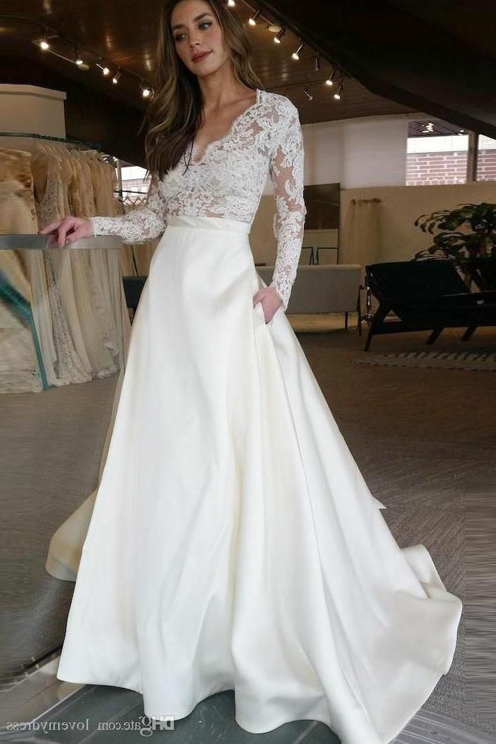 20+ Satin ball gown wedding dress ideas ideas in 2021