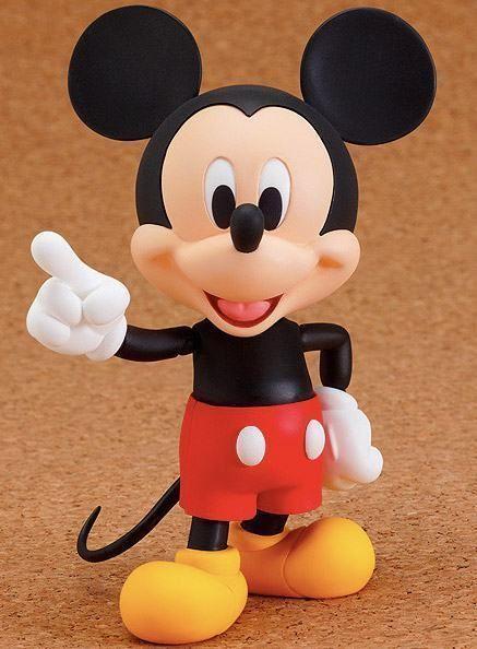 A companhia japonesa Good Smile Company anunciou que a centésima figura da linha Nendoroid será o camundongo Mickey Mouse da Disney. O Nendoroid #100 Mickey Mouse mede 13 cm de altura e vem com um set de filmagem com câmera de cinema, cadeira de diretor, claquete e megafone. O Mickey Nendoroid vem também com um…