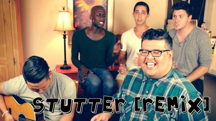 JOE - Stutter REMIX (Cover by Mario Jose feat. Vincint, Michael Mancuso,... yaasssss!!! I love this.