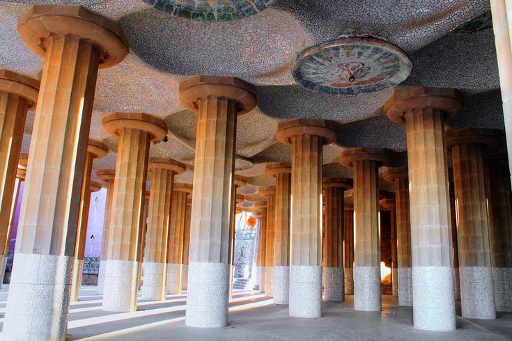 Mar de colunas by lenasantos10