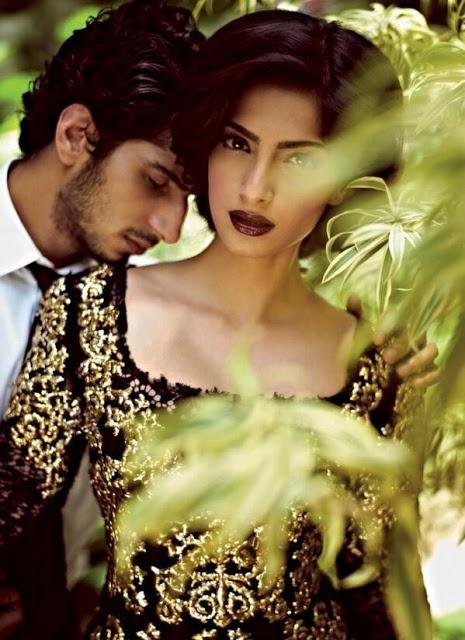 Scarlet Bindi - South Asian Fashion: FilmFare Magazine June 2013: Sonam Kapoor