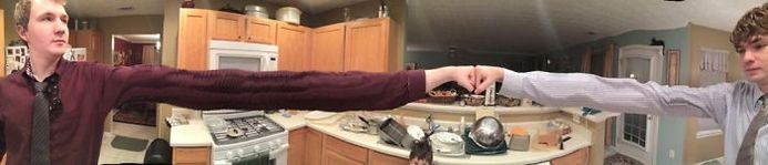 People Tried To Make A Panorama – Funny Pictures