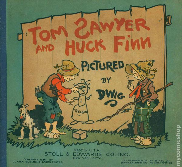 the adventure of tom sawyer and huckleberry finn In huckleberry finn,  but huck does have two traits in common with tom: a zest for adventure and a belief in  more characters from the adventures of tom sawyer.