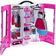 Popular Barbie Barbies Kleiderschrank DMT