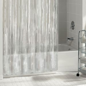 Shower Curtain And Liner Combination Shower Curtain Rod