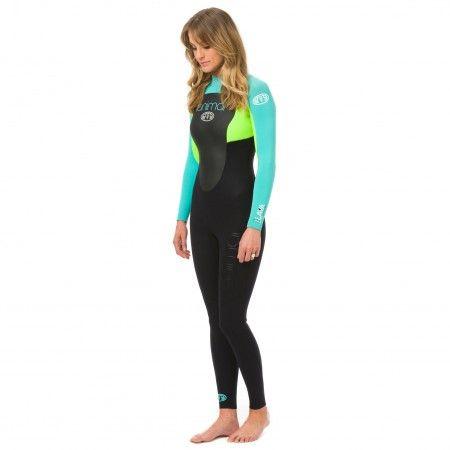 Animal Amp Womens Summer Wetsuit