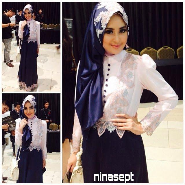 Pintar Pakai Jilbab: Trend Hijab Modern Untuk Ke Pesta