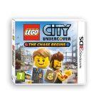 Lego City Undercover: The Chase - Nintendo 3DS - Pelit - CDON.COM