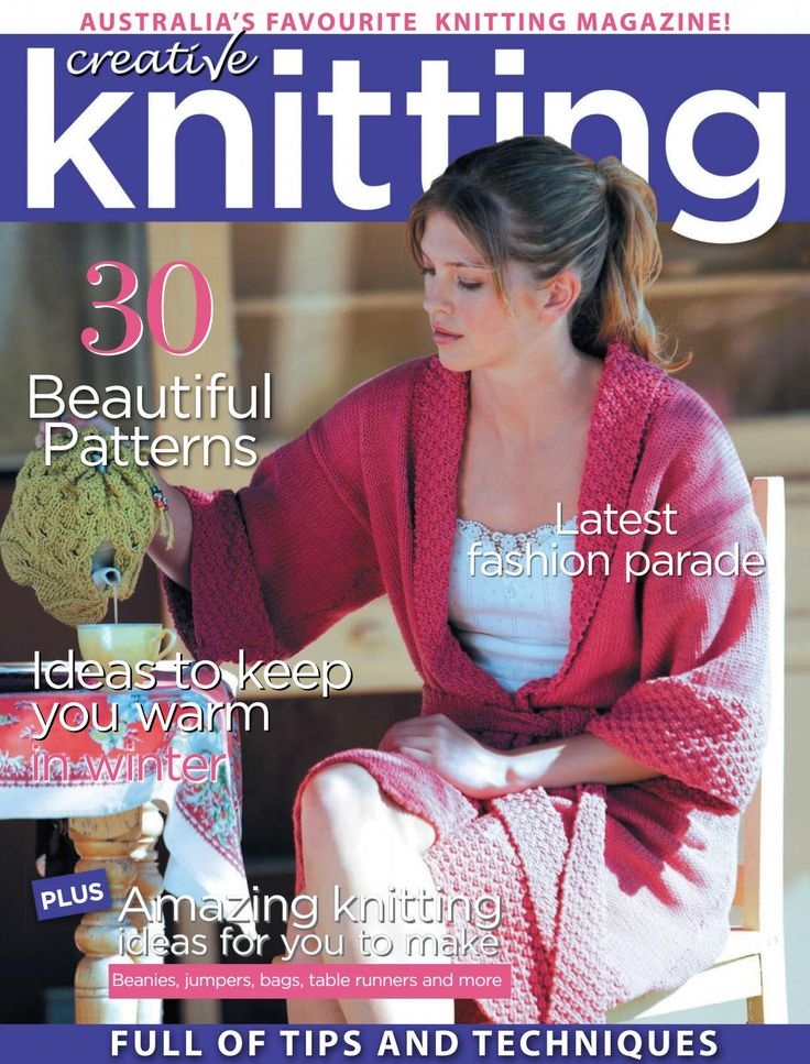 Creative knitting issue 53 by Quynh Ngoc Vo - issuu