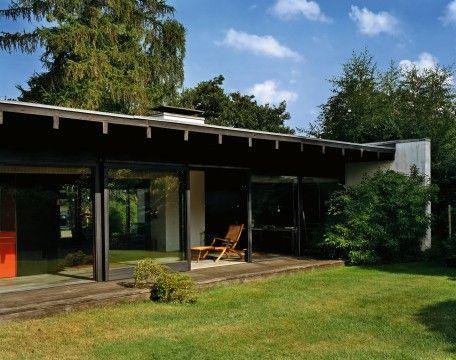 Gunnløgssons house, Denmark 1950s