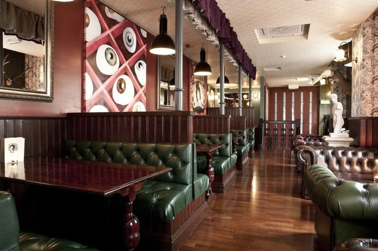 Mesmerist | The most unconventional bar in Brighton's Lanes, inspired by gin palaces of the 1930s | Drink in Brighton - pubs, bars, clubs, venues and event listings