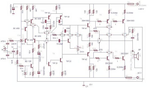 118 Best High Power Amplifier Designs Images