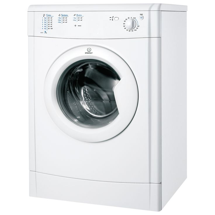 Buy Indesit IDV75 Vented Tumble Dryer, 7kg Load, B Energy Rating, White from our Tumble Dryers range at John Lewis. Free Delivery on orders over £50.