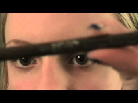 How I Do My Blonde Eyebrows (UPDATED) - YouTube