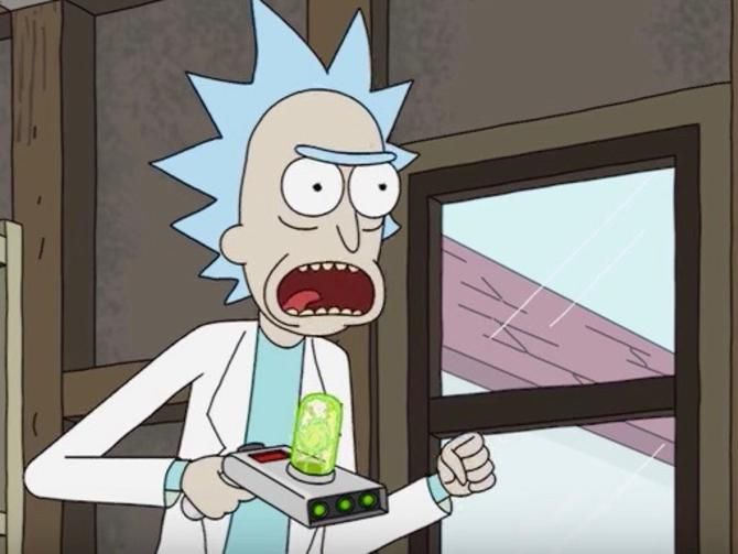 The 25 best rick and morty costume ideas on pinterest for Rick and morty craft list