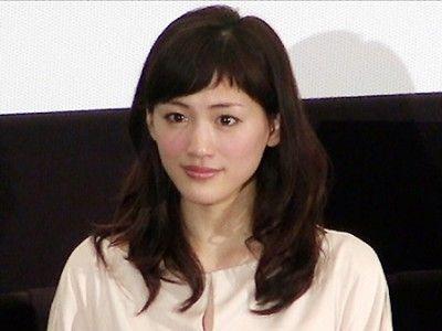 綾瀬はるか 前髪 斜め 3