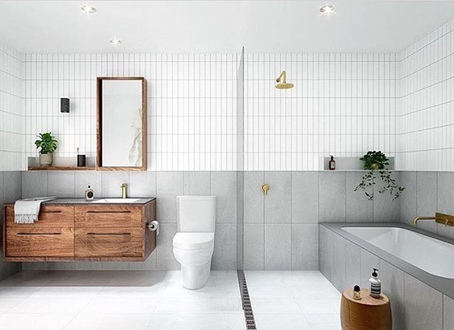 Bathroom heaven from chamberlainarchitects merri.green