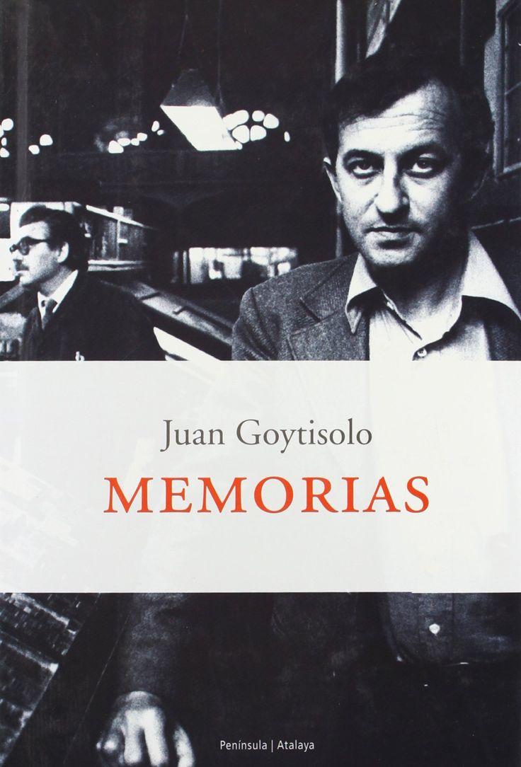 Libro de la semana: Memorias de Juan Goytisolo