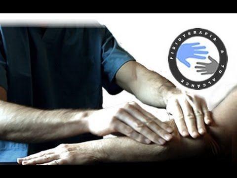 Masaje para epicondilitis o codo de tenista / Fisioterapia a tu alcance