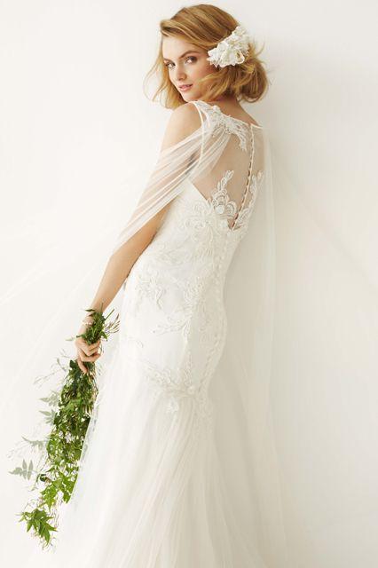 Get A Closer Look At Lauren Conrad's Wedding dress #refinery29  http://www.refinery29.com/2014/09/74678/lauren-conrad-wedding-dress-sketches#slide10
