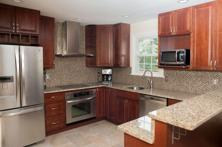 Kitchen remodel Silver Spring, MD