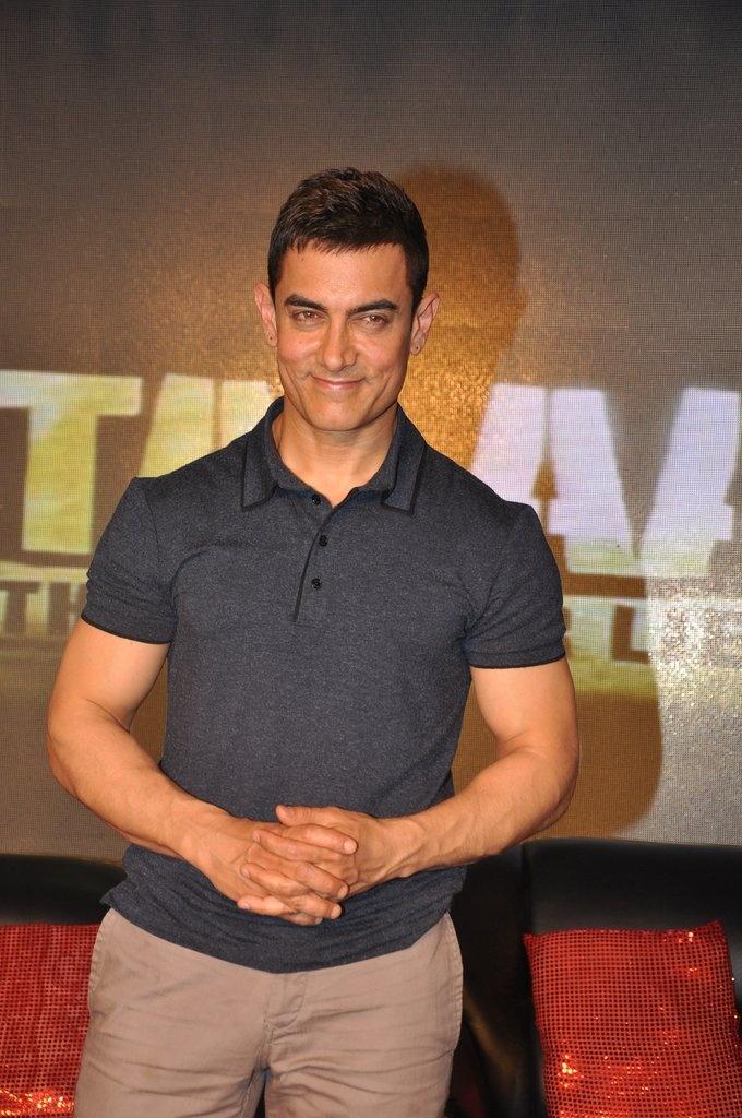 Aamir Khan !